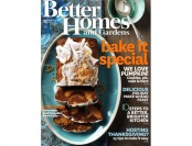 $37 off Better Homes & Gardens Magazine $4.99 / 12 Issues