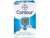 93% off Bayer Contour Blood Glucose Monitoring System