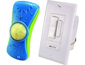 72% off Heath/Zenith Child's Remote Control Light Switch Set