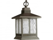 92% off Greenridge LED Outdoor Antique Bronze Hanging Lantern