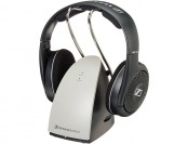 $54 off Sennheiser RS120 Wireless RF Supra-aural Hi-Fi Headphones