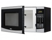50% off Haier HMC725SESS 700W Compact Stainless Steel Microwave