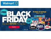 Walmart Pre-Black Friday Sale - Tons of Great Deals