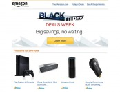 Amazon Black Friday 2014 Deals Week - Tons of Great Deals