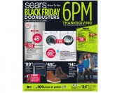 2014 Sears Black Friday Doorbusters - Available Online Now!