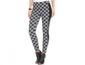 57% off Tinseltown Skinny Plaid Leggings