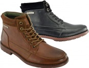 $30 off Rocawear Men's Fashion Boots, Choose Black or Tan