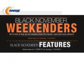 Newegg 48-Hour Pre-Black Friday Sale - Great Deals