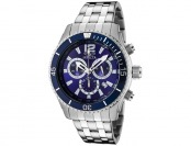 89% off Invicta 0620 Chronograph Stainless Steel Men's Watch