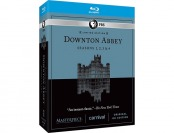 $70 off Masterpiece: Downton Abbey Seasons 1, 2, 3, & 4 (Blu-ray)
