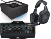 Up to 55% off Select Logitech Products, 19 Items