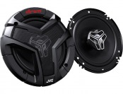 "71% off JVC DRVN 6-1/2"" 2-Way Speakers w/ Carbon Mica Cones"