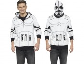 Extra 40% off Star Wars Storm Trooper Men's Fleece Hoodie