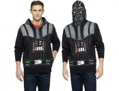 Extra 40% off Star Wars Darth Vader Men's Fleece Hoodie
