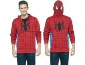 Extra 40% off Spiderman Men's Fleece Hoodie
