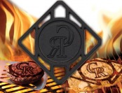 70% off MLB Colorado Rockies Logo BBQ Meat Brander