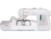 69% off Singer Futura Quartet Sewing, Embroidery Machine