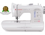 68% off Singer One Plus 221-Stitch Computerized Sewing Machine