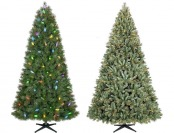 50% off Artificial Christmas Trees, 76 Choices from $7