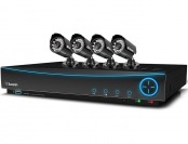 $150 off Swann 8-Ch, 4-Camera Indoor/Outdoor DVR Security