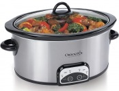 80% off Crock-Pot Programmable 4Qt Slow Cooker, PVP400-S