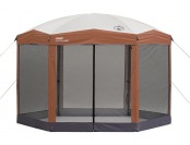 48% off Coleman 12'x10' Hex Instant Screened Shelter