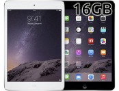Extra $75 off Apple iPad mini 2 with Wi-Fi 16GB, Gray or White