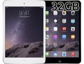 Extra $75 off Apple iPad mini 2 with Wi-Fi 32GB, Gray or White