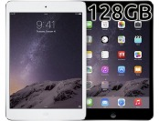 Extra $80 off Apple iPad mini 2 with Wi-Fi 128GB, Gray or White