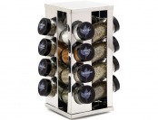 67% off Kamenstein 16-Jar Revolving Spice Rack