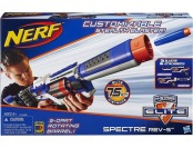 69% off Nerf N-Strike Elite Spectre Rev-5 Stealth Blaster