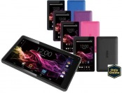 "$10 off RCA 7"" 8GB Quad Core Android Tablet RCT6773W22"
