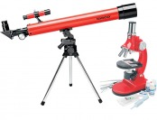 67% off Tasco 49TN Refractor Telescope and Microscope Combo