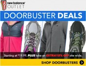 Doorbuster Deals + Extra 15% off + Free Shipping w/ $50 order