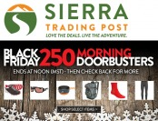 Black Friday Morning Doorbusters - 250 Incredible Deals