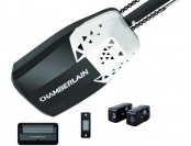 $53 off Chamberlain PD220 1/2-HP Chain Drive Garage Door Opener