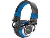 $75 off American Audio ETR 1000B DJ Headphones, Blue