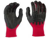 40% off Mad Grip Thunderdome Impact Flex Glove in Red/Black