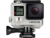 $50 Gift Card w/ GoPro HERO4 Silver Edition Action Camcorder