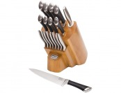 $96 off Chicago Cutlery Fusion Forged 18-Piece Knife Block Set