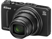 57% off Nikon Coolpix S9700 16MP Wi-Fi Digital Camera, Refurbished