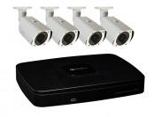 $220 off Q-SEE QC824-4C9-2 4-Ch 1080p 2TB NVR Surveillance System