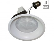 $60 off 4-Pk Philips 798801 65W Equivalent Recessed LED Light