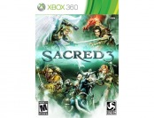 $27 off Sacred 3 - Xbox 360 Video Game