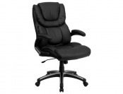75% off Flash Furniture BT9896H High Back Leather Office Chair