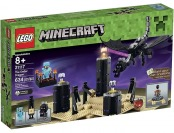 20% off LEGO Minecraft The Ender Dragon #21117