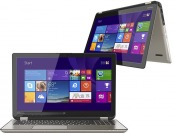 "27% off Toshiba P55W-B5318 Convertible 15.6"" Touch Laptop"