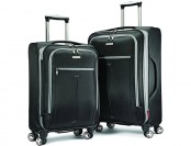 $305 off Samsonite Lightweight Two-Piece Softside Spinner Set