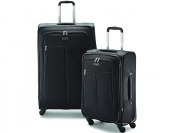 $280 off Samsonite Lightweight Two-Piece Softside Spinner Set