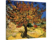 95% off Mulberry Tree by Vincent van Gogh Gallery Wrapped Canvas